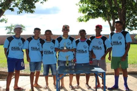 Projeto Talentos do Futebol
